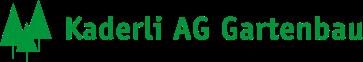 Kaderli AG – Gartenbau