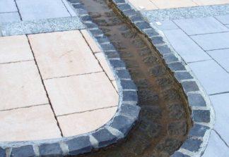Entwässerung der Oberflächen